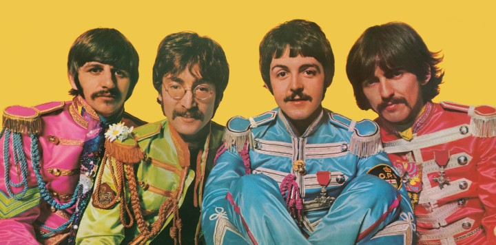 Sergeant Pepper - the Beatles